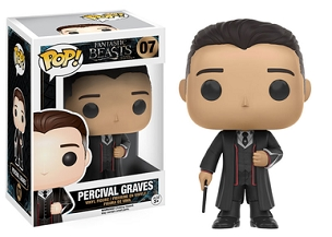 Funko Pop Magnificent Beasts Percaval Graws