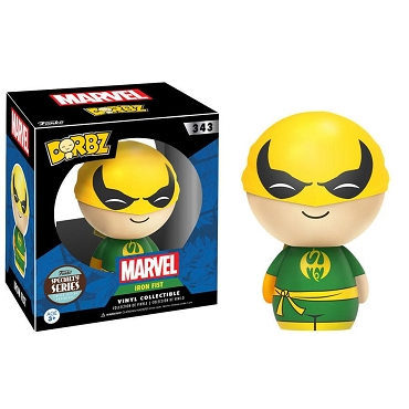 Funko Dorbz Iron Fist Speciality Series Edition