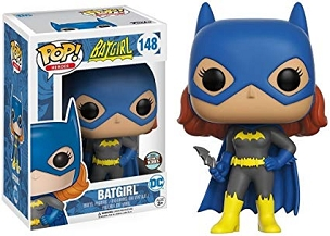 Funko Pop Heroic Batgirl Signature Series