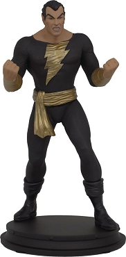 DC Icon Heroes Shazam Black Adam Collectible Statue Justice Society JSA