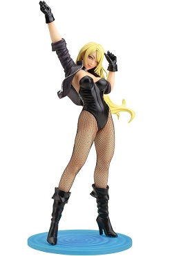 DC UNIVERSE_BLACK CANARY 2ND EDITION…BISHOUJO STATUE
