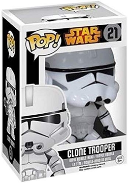 Funko Pop Star Wars Clone Trooper