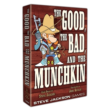 Munchkin The Good The Bad