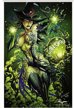Grimm Fairy Tales OZ 4 Comikaze Exclusive