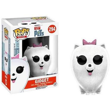 Funko Pop Secret Life of Pets Gidget TRU Exclusive