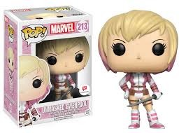 Funko Pop GwenPool Unmasked Walgreens Edition