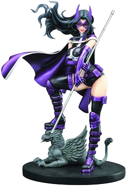 Batman Huntress Bishoujo Statue 1st Edition