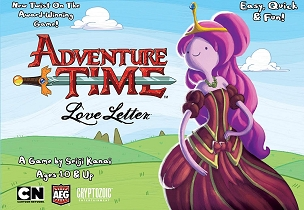 Love Letter Adventure Time Edition