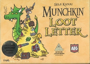 Love Letter Munchkin Edition