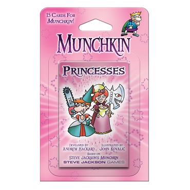 Munchkin Princesses Booster