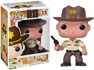 Funko Pop Walking Dead Rick Grimes