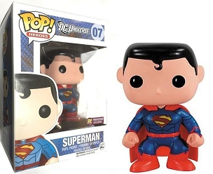 Funko Superman Pop! Vinyl Figure PX Previews Exclusive