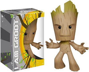 Funko Vinyl Sugar Super Delux I Am Groot