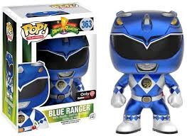 Funko Pop Television Mighty Morphin Power Rangers Blue Ranger