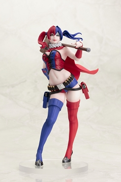 DC UNIVERSE_HARLEY QUINN NEW52 VER. 2